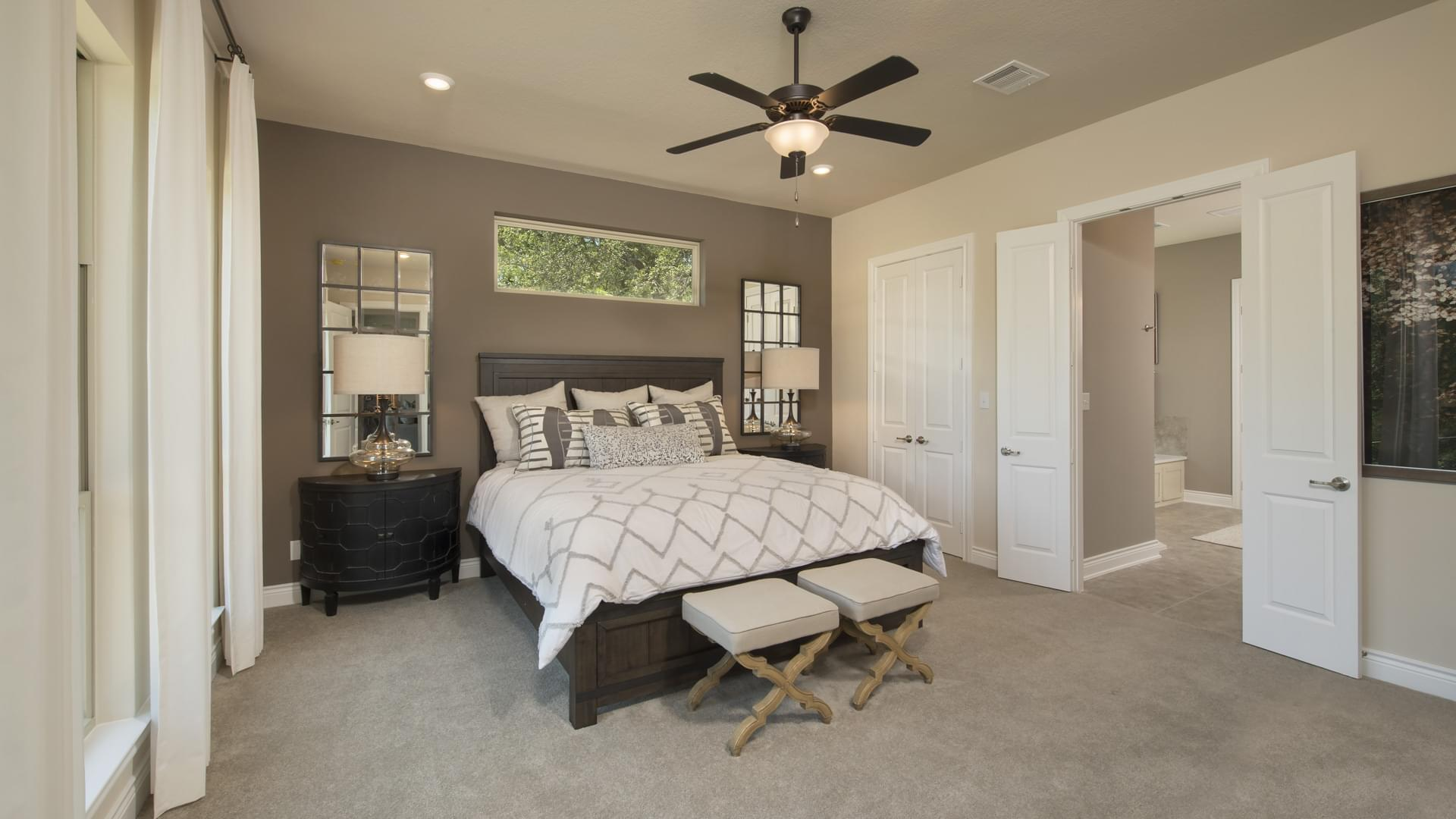 Photos Of Master Suites Texas Custom Homes From Tilson Homes