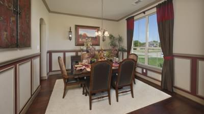 The Hillsboro | Customer Home Texas Custom Home Photo