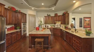 The Hillsboro | Customer Home in Ellis County - May Contain Upgrades and Plan Changes Texas Custom Home Photo