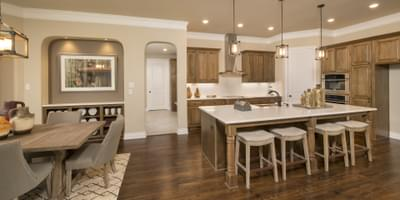 Home builder in McKinney Texas