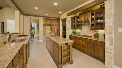 The San Jacinto Model in Spring Texas Custom Home Photo