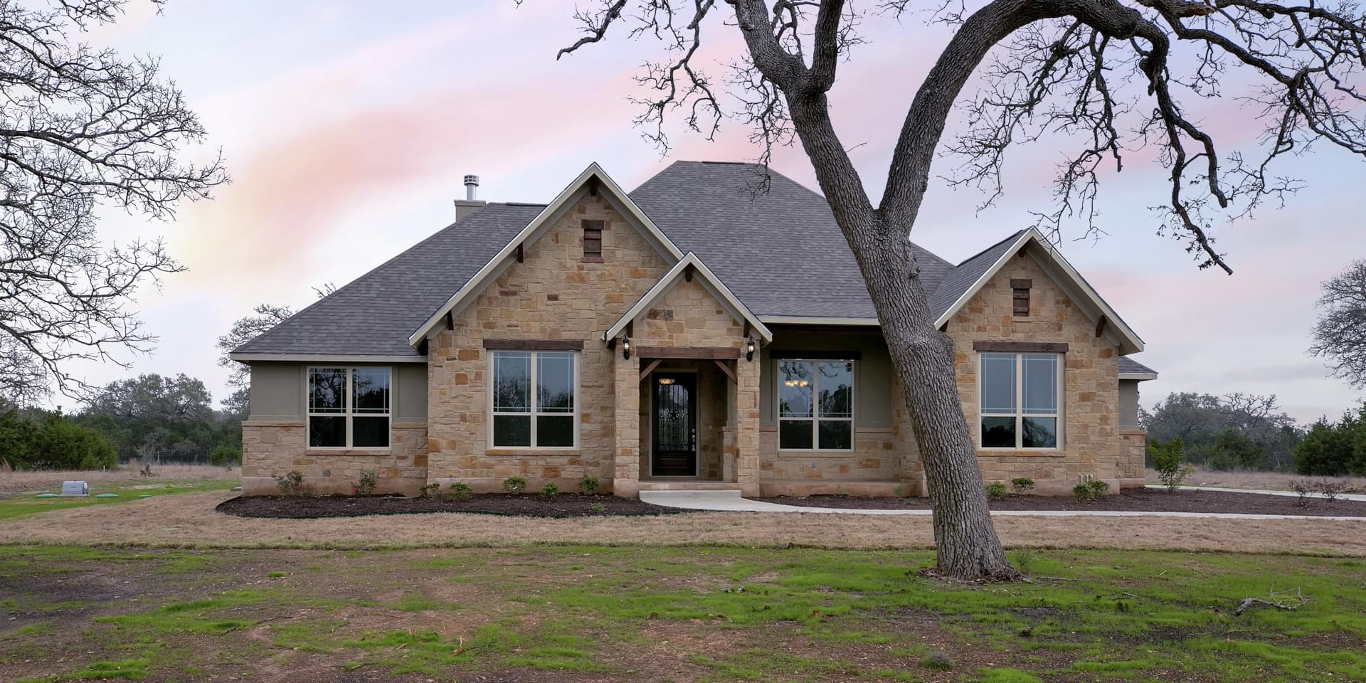 479 Curvatura in New Braunfels, TX from Tilson Custom Home Builders
