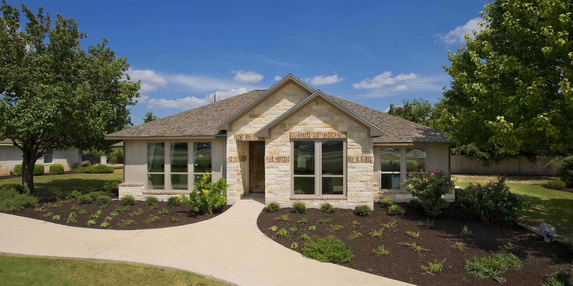The Guadalupe Custom Home Plan from Tilson Homes