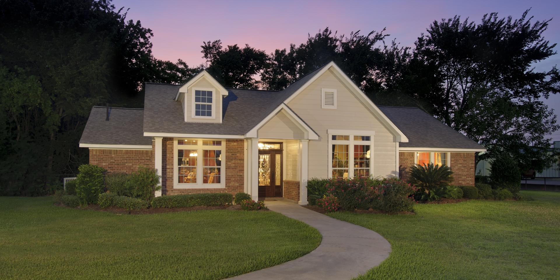 The Palacios Custom Home Plan from Tilson Homes