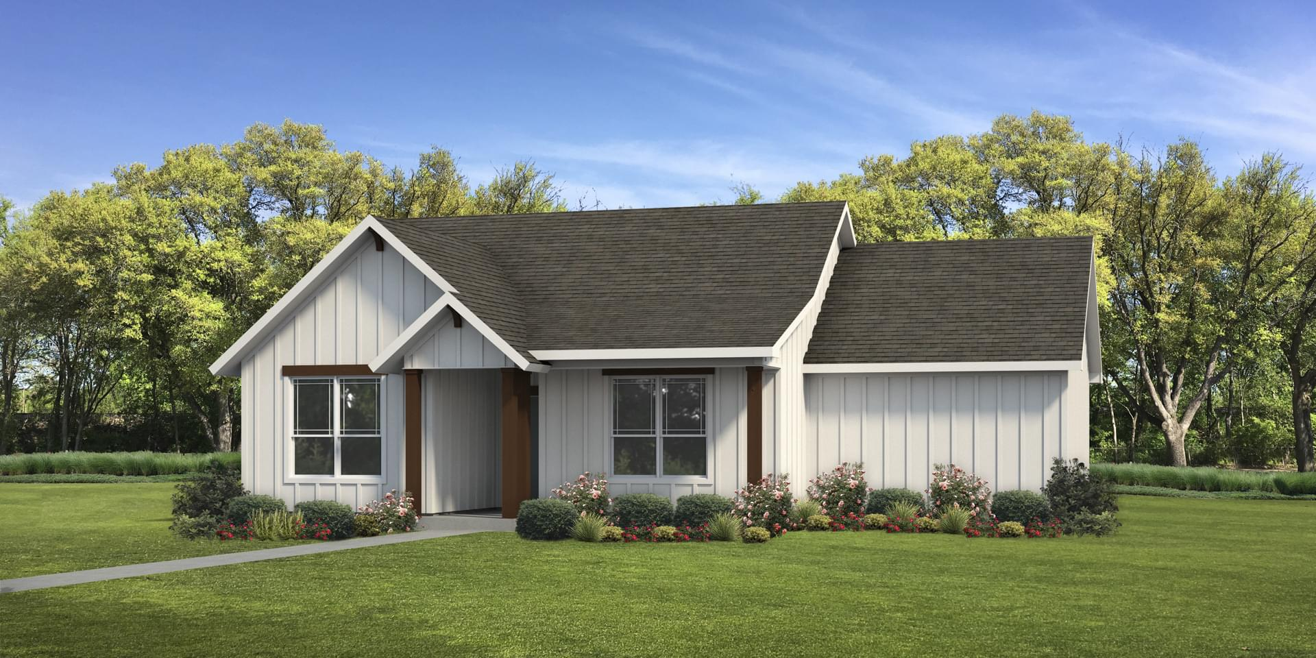 The Velasco Custom Home Plan from Tilson Homes