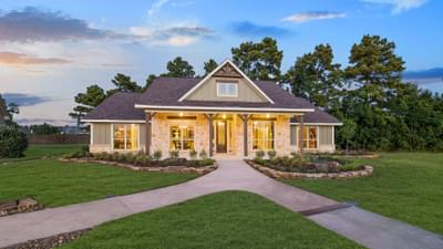 Available floorplan from Tilson Custom Home Builders San Jacinto