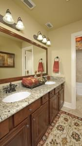 Bathroom 2 - The Shiloh Tilson Custom Home Photo