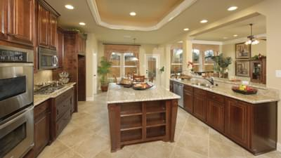 Kitchen - The Shiloh Tilson Custom Home Photo
