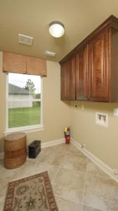 Utility Room - The Shiloh Tilson Custom Home Photo