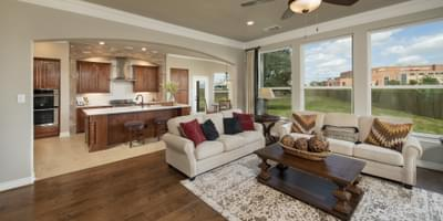 Home builder in Katy Texas