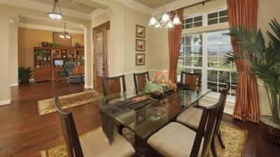 Dining Room - The Shiloh Tilson Custom Home Photo