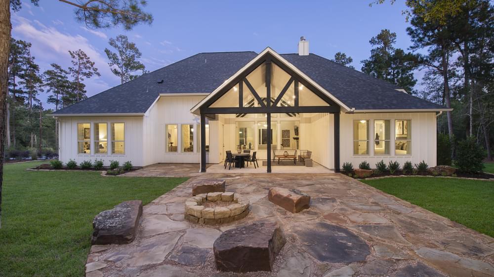 Custom Texas Home Photo