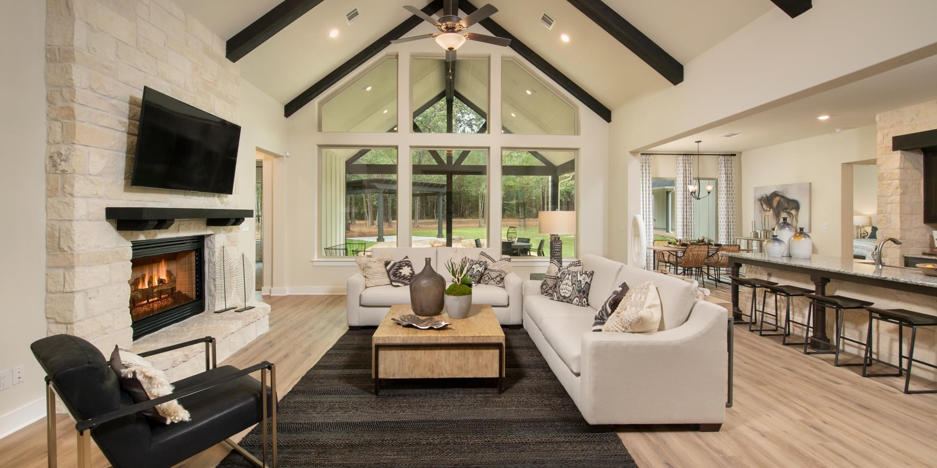New Homes in Huntsville, TX from Tilson Custom Home Builders