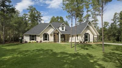 La Salle Model in Huntsville Design Center Tilson Custom Home Photo