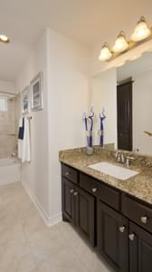 Bath 2  - Bridgeport Tilson Custom Home Photo