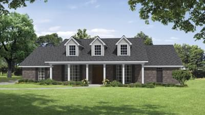 Available floorplan from Tilson Custom Home Builders Brisco