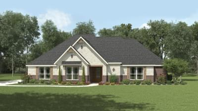 Available floorplan from Tilson Custom Home Builders Cypress