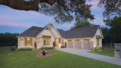 Available floorplan from Tilson Custom Home Builders Driftwood