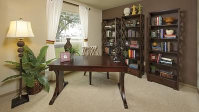 Study - Marian Model in Bryan Design Center Tilson Custom Home Photo