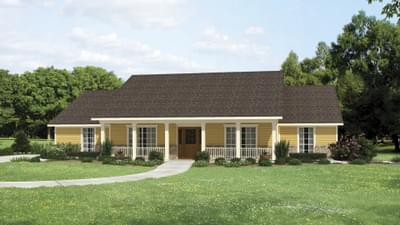 Available floorplan from Tilson Custom Home Builders Montgomery