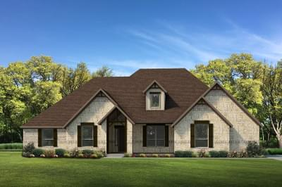 Available floorplan from Tilson Custom Home Builders La Salle