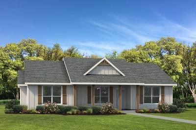 Available floorplan from Tilson Custom Home Builders Refugio