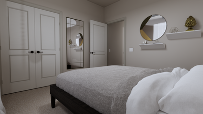 Bedroom 2 - The Tampico | Rendered Home - May Contain Upgrades and Plan Changes Tilson Custom Home Photo