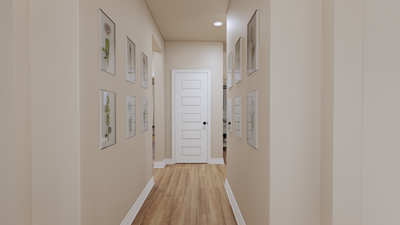 Foyer - The Goliad | Rendered Home - May Contain Updates and Plan Changes Tilson Custom Home Photo