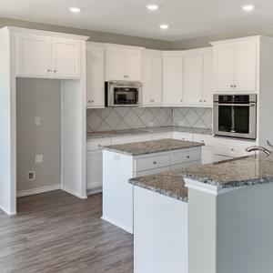 Kitchen – The Oxford | Customer Home in Wharton County - May Contain Upgrades and Plan Changes Tilson Custom Home Photo