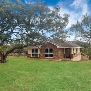 Elevation B - The San Felipe   Customer Home in Comal County - May Contain Upgrades and Plan Changes Tilson Custom Home Photo