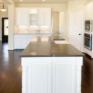 Kitchen - The Shiloh | Customer Home in Brazoria County - May Contain Upgrades and Plan Changes Tilson Custom Home Photo
