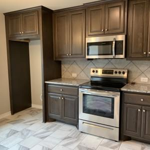 Kitchen – The San Antonio | Customer Home in Medina County - May Contain Upgrades and Plan Changes Tilson Custom Home Photo