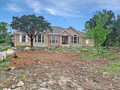 Elevation B - The Shiloh | Customer Home in Medina County - May Contain Upgrades and Plan Changes Tilson Custom Home Photo