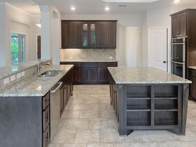 Kitchen - The Shiloh | Customer Home in Medina County - May Contain Upgrades and Plan Changes Tilson Custom Home Photo