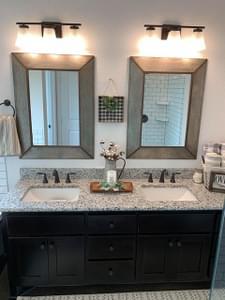 Master Bathroom  Harrisburg C - Customer Home Tilson Custom Home Photo