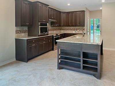 Kitchen - The Oxford | Customer Home in Walker County - May Contain Upgrades and Plan Changes Tilson Custom Home Photo