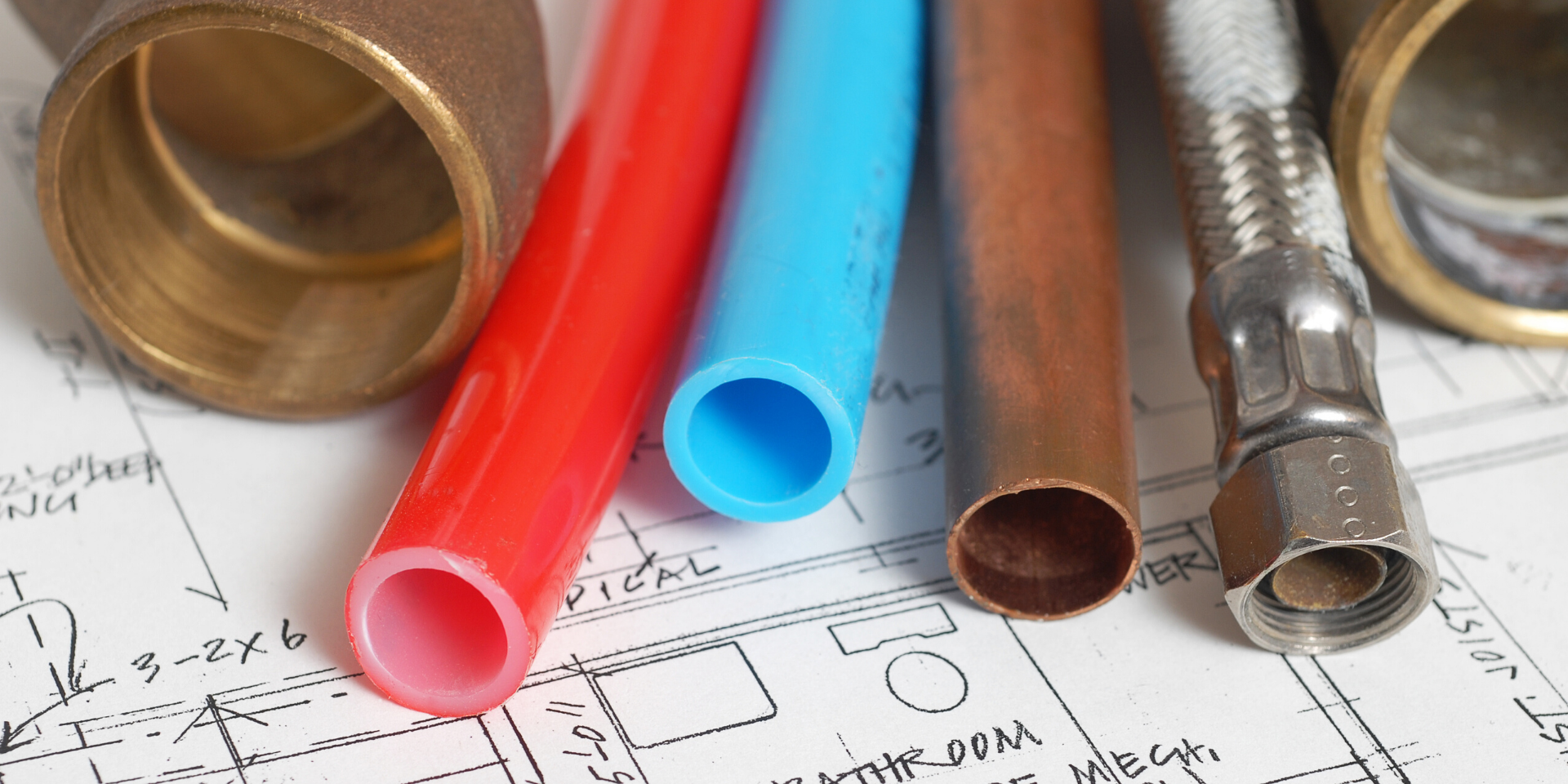 Tilson Homes Plumbing Materials and Installation