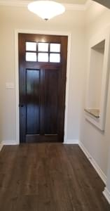 Front Door | Parker C - Customer Home Tilson Custom Home Photo
