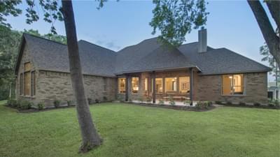 The Rockwall Model | McKinney Tilson Custom Home Photo