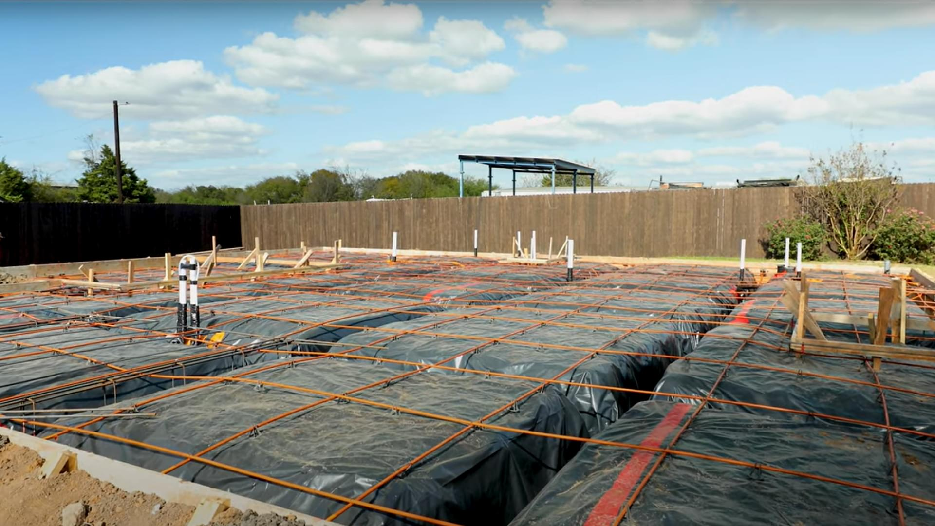 Designing Your Foundation Prior to Pouring Concrete