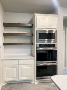 Kitchen – The Angelina | Customer Home in Liberty County – May Contain Plan Changes and Upgrades Tilson Custom Home Photo