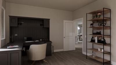 Study - The Abilene | Rendered Home - May Contain Upgrades and Plan Changes Tilson Custom Home Photo