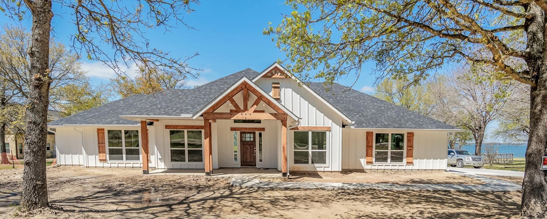 A True Custom Home in Navarro County