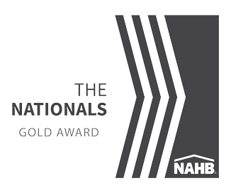 Awarded the NAHB The Nationals Gold Award for Best Website for a Builder