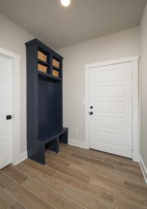 Drop Zone - Canyon Model in Bryan Tilson Custom Home Photo