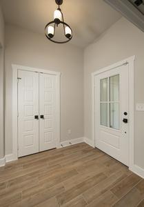 Foyer - Canyon Model in Bryan Tilson Custom Home Photo