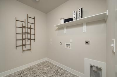 Utility - Canyon Model in Bryan Tilson Custom Home Photo