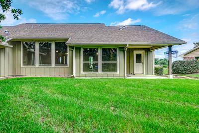 Dining Room - The San Jacinto Model in Spring Design Center Tilson Custom Home Photo