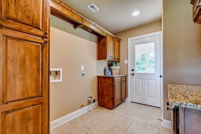 Utility - The San Jacinto Model in Spring Design Center Tilson Custom Home Photo